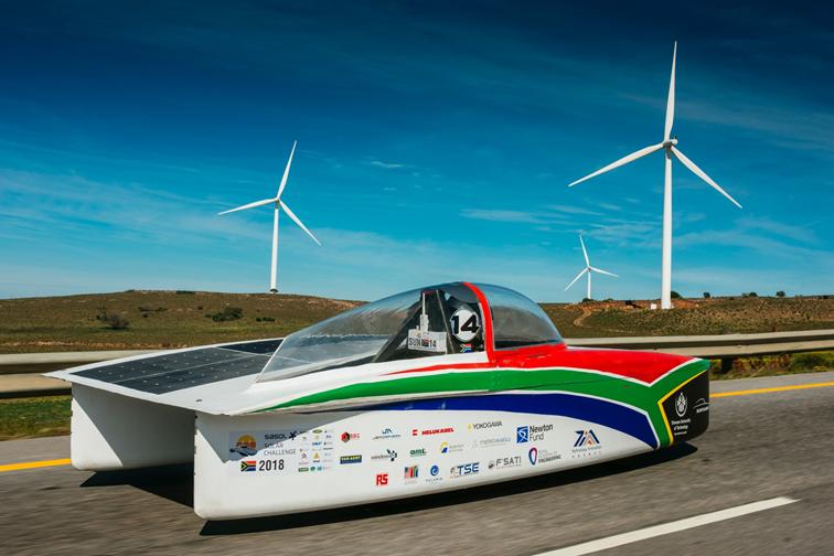 OptimisationEnergétiqueVoitureSudAfrica2018