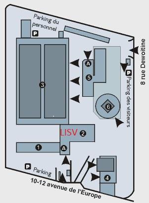 Plan Du batiment LISV